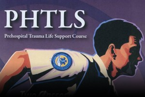 course: Pre-Hospital Trauma Life Support (PHTLS) Course